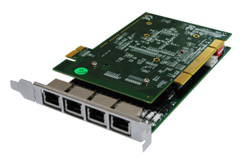 PRI Card 2nd Gen (PCI/PCIe)