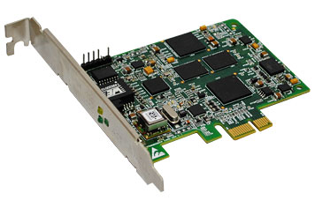 Transcoding Card (64, 128, 256 & 400 Channels) PCIe